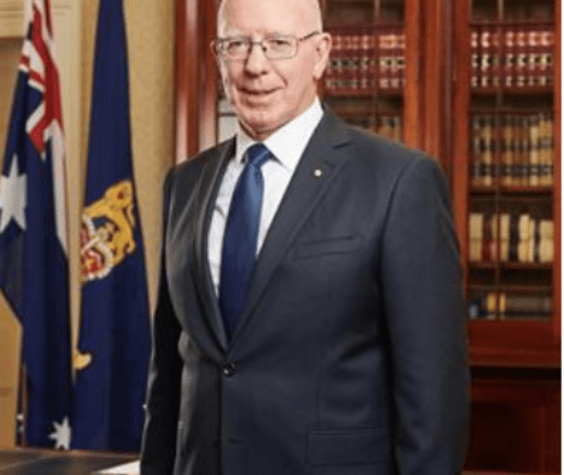 His Excellency General the Honourable David Hurley AC DSC (Retd), Patron - Foundation for National Parks and Wildlife - FNPW