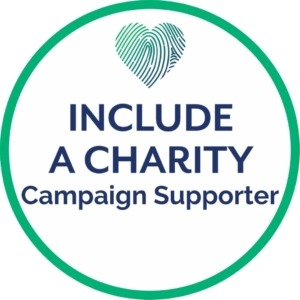 Include A Charity Campaign Supporter Badge